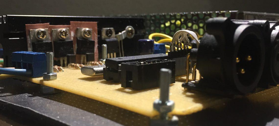 LED DMX Controller